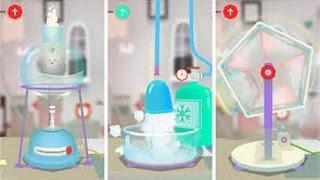 Toca Lab Part 2 - Best iPad app demo for kids - Ellie