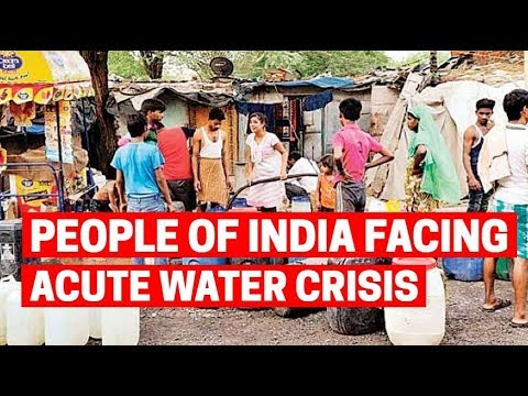 India looms over greatest water crisis due to heatwave conditions