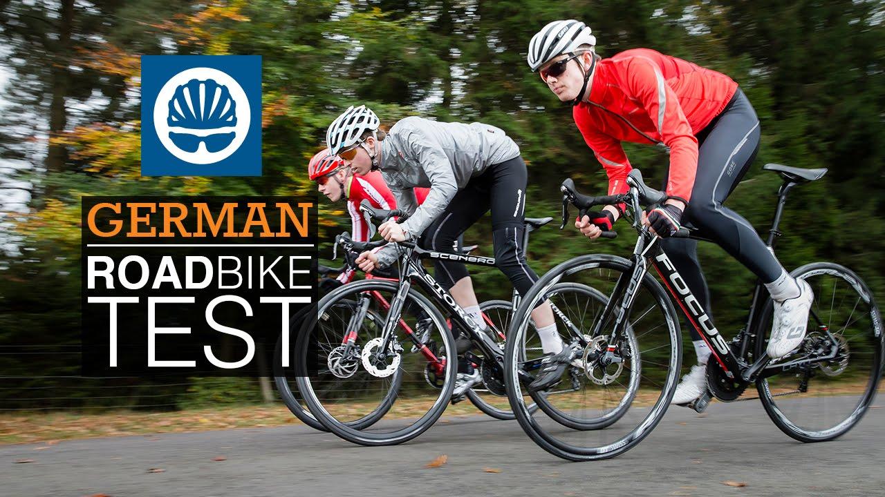 German Bikes - Group Test