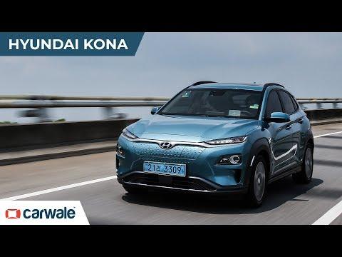 Hyundai Kona   Korea Drive Review   CarWale