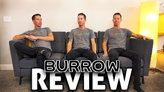 BURROW: Comfortable, Affordable, Modular Couch/Sofa/Armchair REVIEW