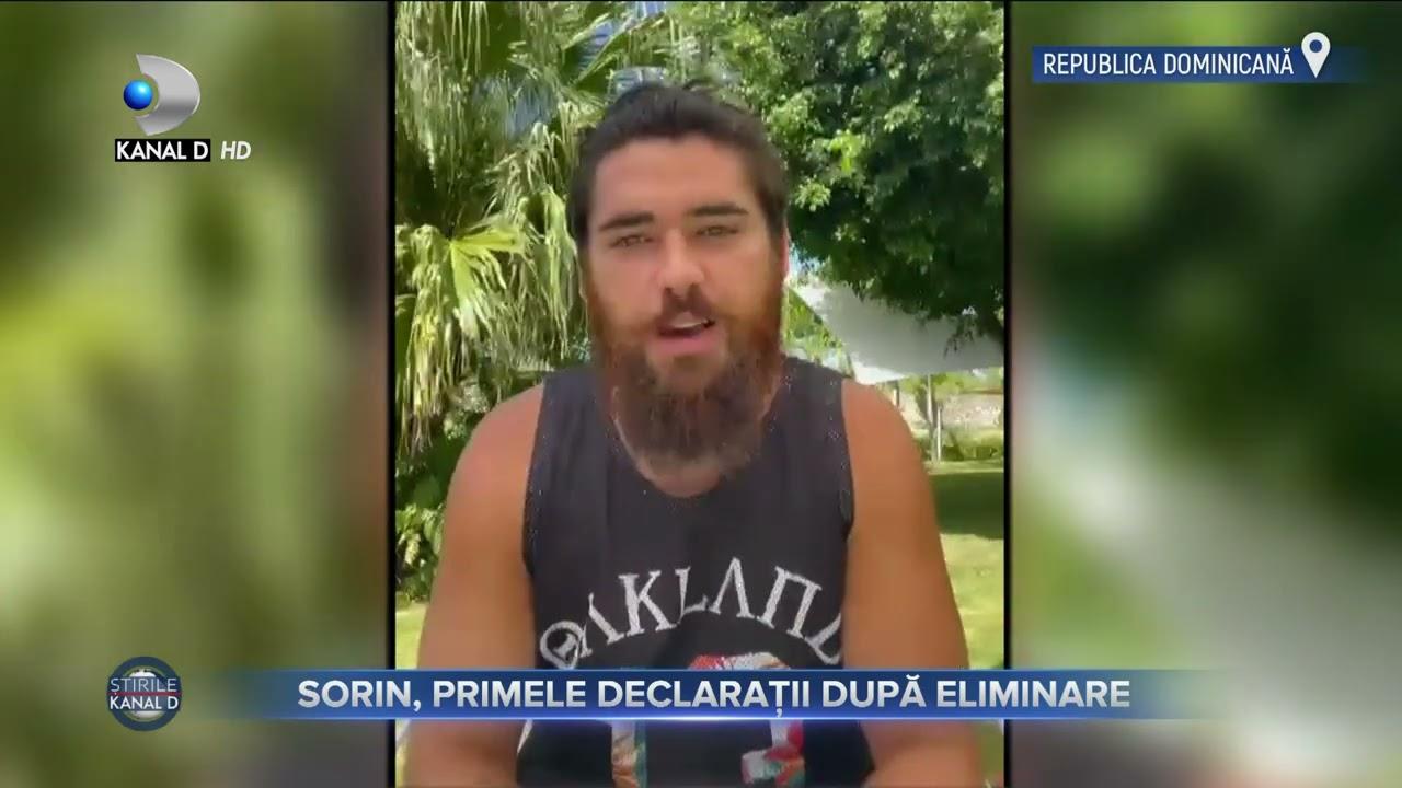 Stirile Kanal D (16.05.2021) - Sorin, primele declaratii dupa eliminare! | Editie de seara