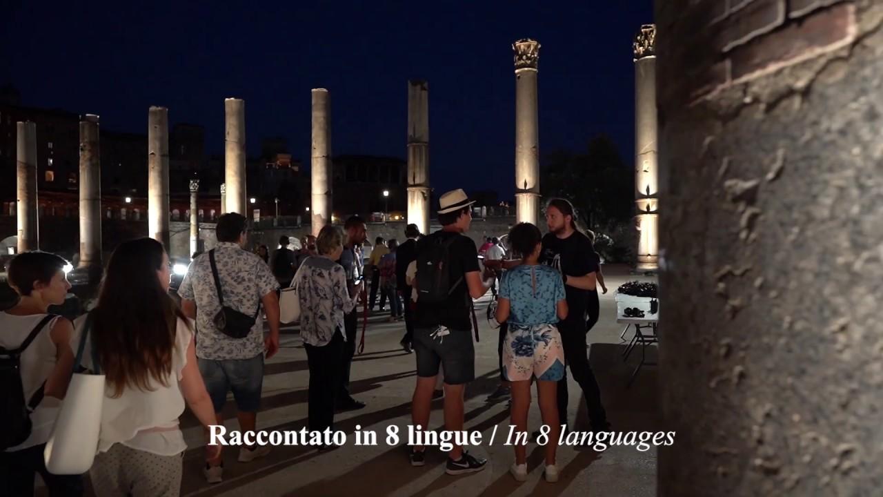 Viaggio nei Fori - Roma sito web ufficiale