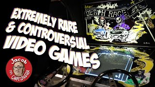 Largest Arcade in the Country - The Galloping Ghost - Super Rare and Controversial Games