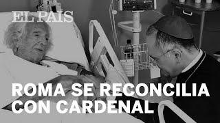Así fue la REPRIMENDA de Juan Pablo II a Ernesto Cardenal