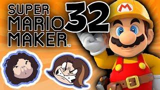 Super Mario Maker: Double Boned - PART 32 - Game Grumps