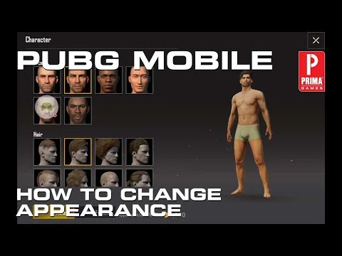 PUBG Mobile - How to Reset Appearance and Name | Tips | Prima Games