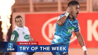 TRY OF THE WEEK | Super Rugby 2019 Rd 6