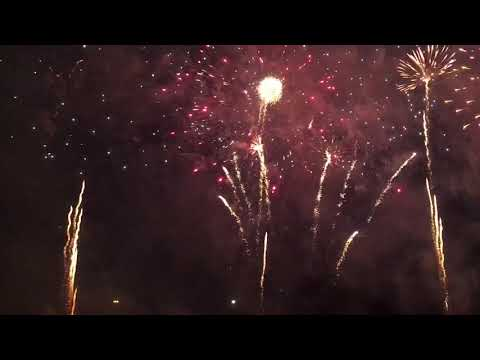 EPIC!!!! Arlington Park 4th of July Fireworks Finale 2018