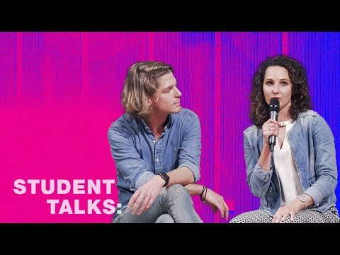 How can generation (wh)Y make a difference? | Fireside Chat