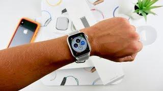 Apple Watch 4 : Unboxing et Premières impressions !