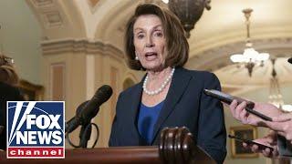 Pelosi claims Russia poses bigger election threat than China, Iran
