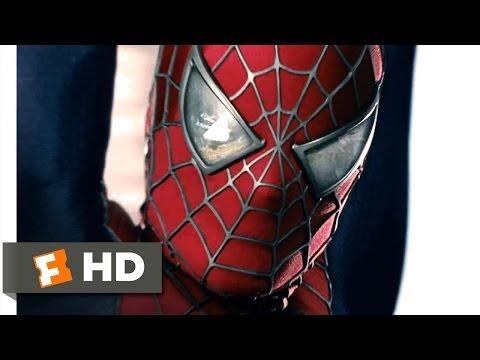 Spider-Man 3 (2007) - Spidey Saves Gwen Scene (2/10) | Movieclips