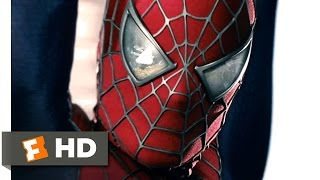 Spider-Man 3 (2007) - Spidey Saves Gwen Scene (2/10) | Movieclips