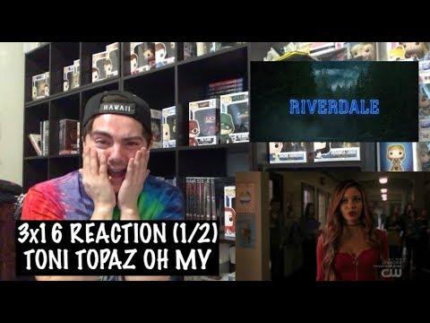 RIVERDALE - 3x16 'BIG FUN' REACTION (1/2)