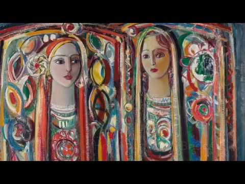 Bulgarian art at the Permanent Representation of Bulgaria to the EU