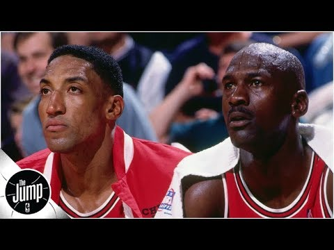 Front office kept Michael Jordan, Bulls from winning more titles - Scottie Pippen | The Jump