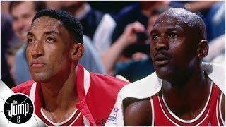Front Office Kept Michael Jordan, Bulls From Winning More Titles - Scottie Pippen | The Jump