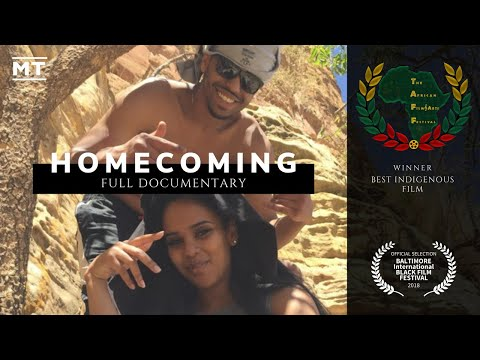 Homecoming – Two Youth Travel To Ethiopia For the First Time (Documentary)