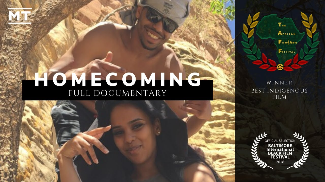Homecoming - Two Youth Travel To Ethiopia For the First Time (Documentary)