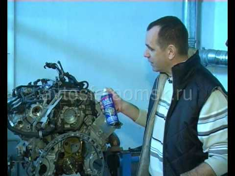 Сбои в работе двигателя на