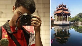 [Khám phá] chùa Nôm | Travel to Nom Template