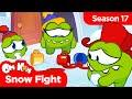 Om Nom Stories - Nibble Nom: Snow Fight (Season 17)