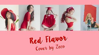 Red velvet 레드벨벳 - 빨간 맛 (red flavor) [cover]