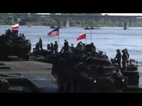 Nations Bridge Gaps at Exercise Anakonda