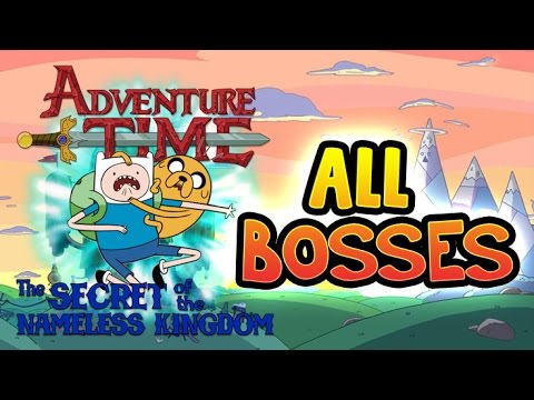Adventure Time The Secret Of The Nameless Kingdom All