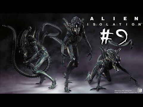 Alien isolation (хоррор чужой изоляция). Послание. Передача | Прохождение игры про чужого