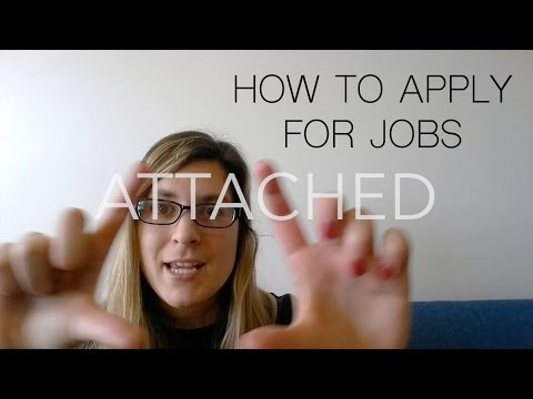 How To Apply For Jobs And Internships In Architecture