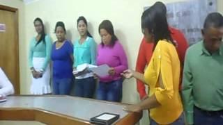 Poder Popular 1° Sesion Camara Municipal Municipio Anaco 2015 4-4