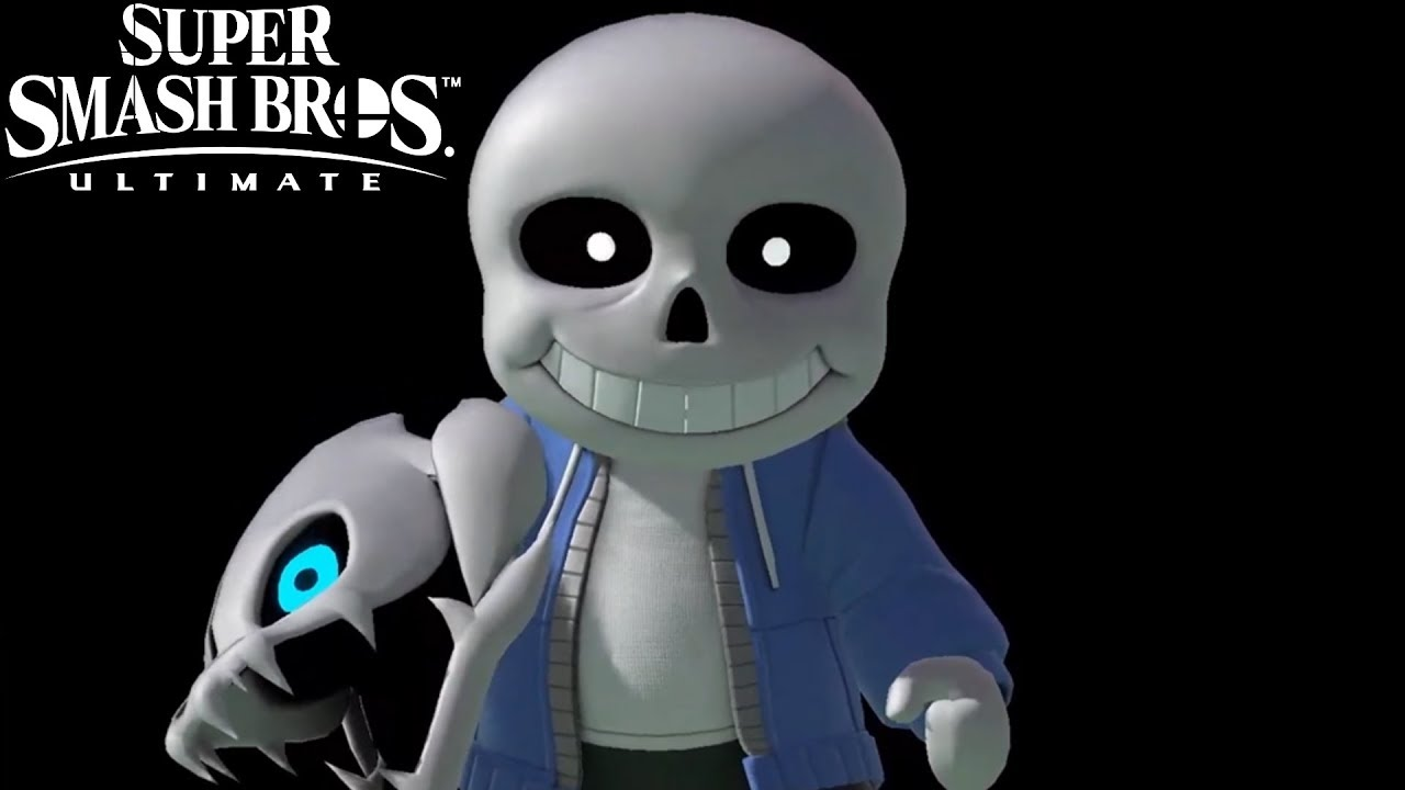 Sans In Smash Ultimate