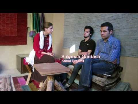 Kabul Dreams Rock Band - a Vision for Afghanistan