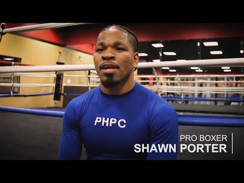 "SHAWN PORTER talks about Brandon ""the Cannon"" Adams - Full Interview"