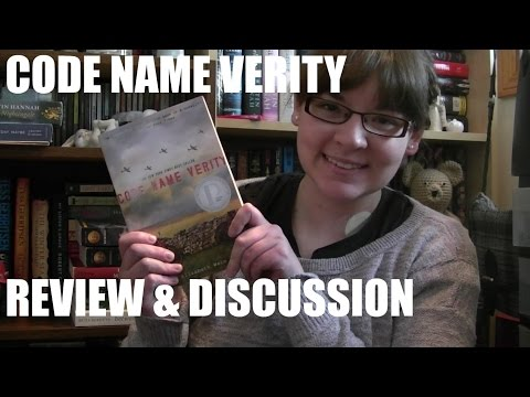 Code Name Verity - Review & Discussion
