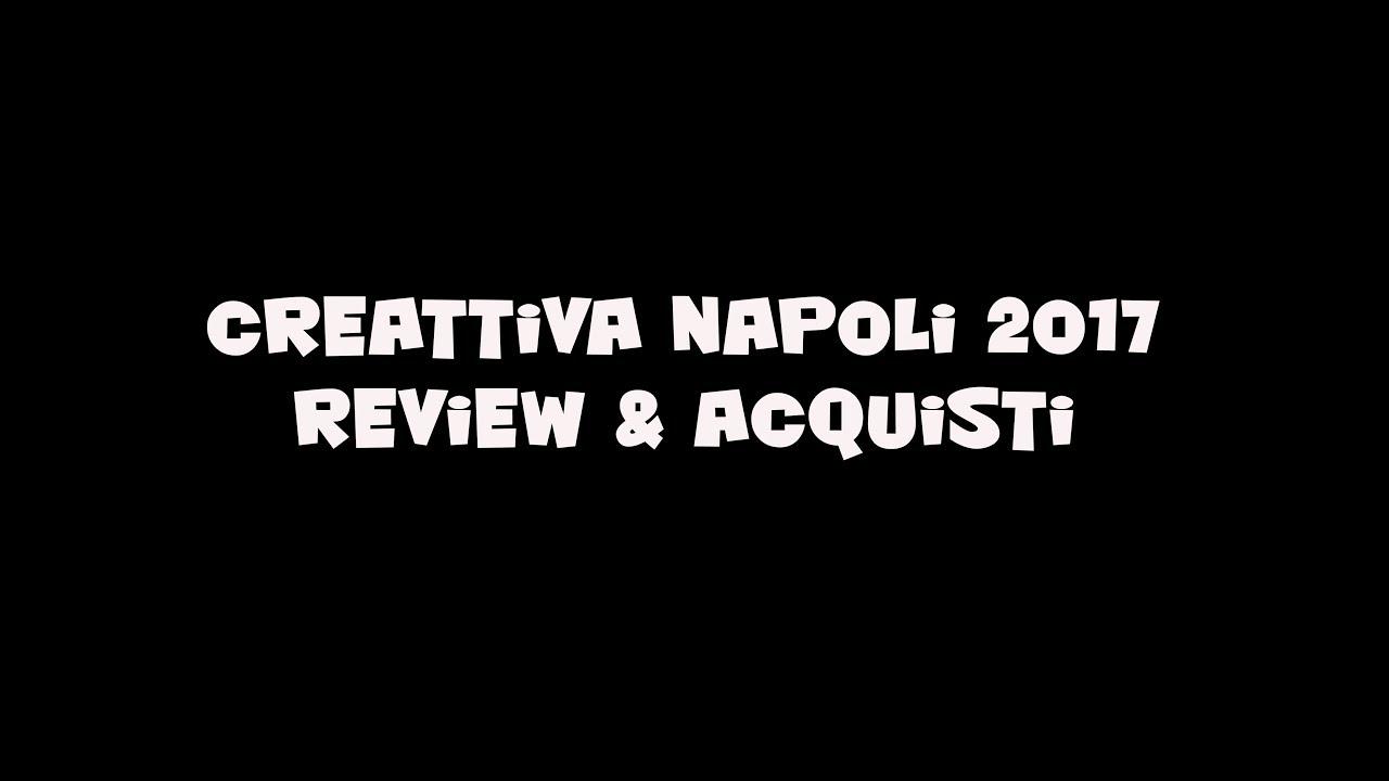 Amato Creattiva Napoli 2017 - Filincanto, Brillanti Creazioni, Lapilli  CU45