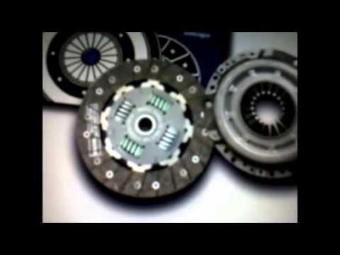 Sachs 3000951033 сцепление ВАЗ 2110, 2111, 2112 - YouTube