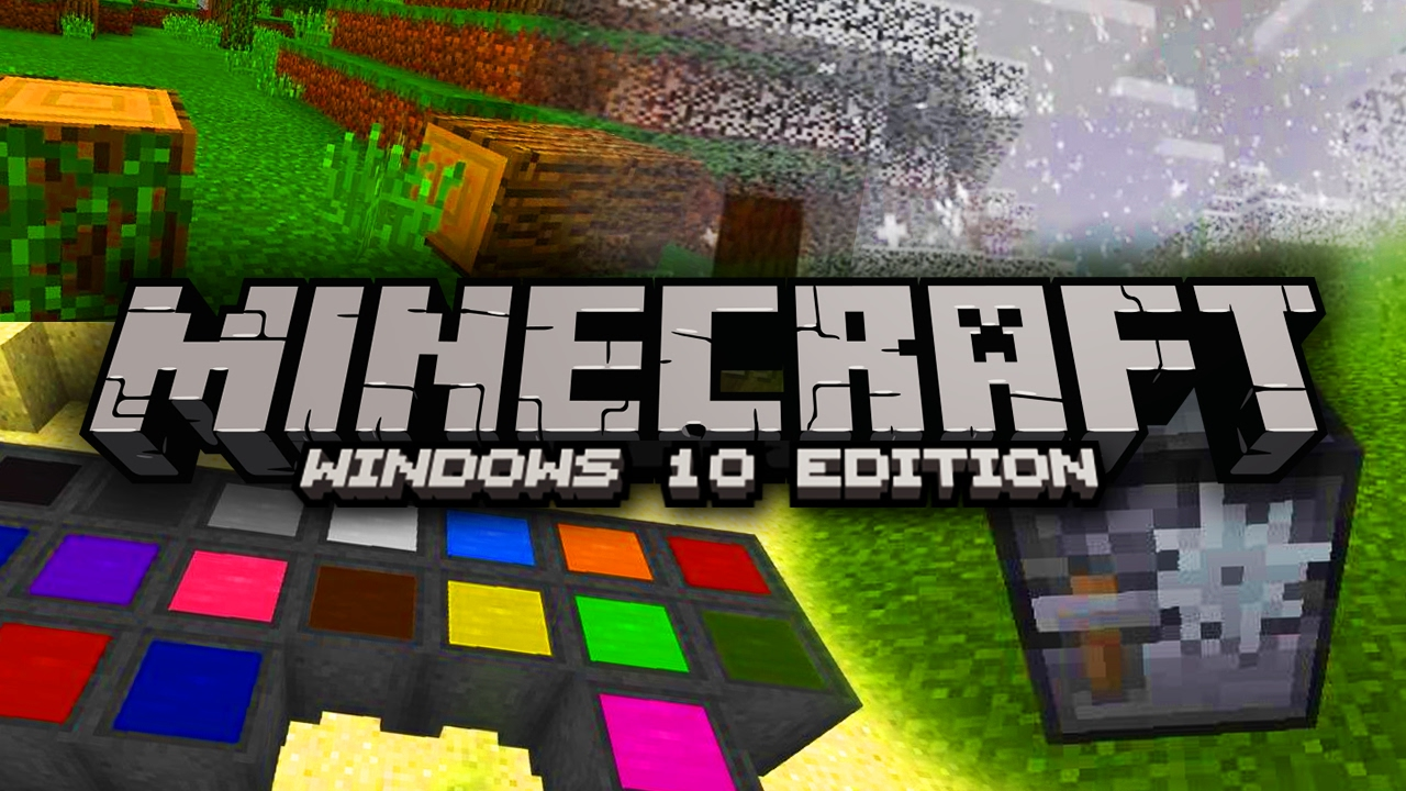 Windows 10 minecraft vs pc   Windows 10 Edition  2019-11-03