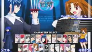 Скачать Melty Blood Act Cadenza Ver B Arcade Gameplay