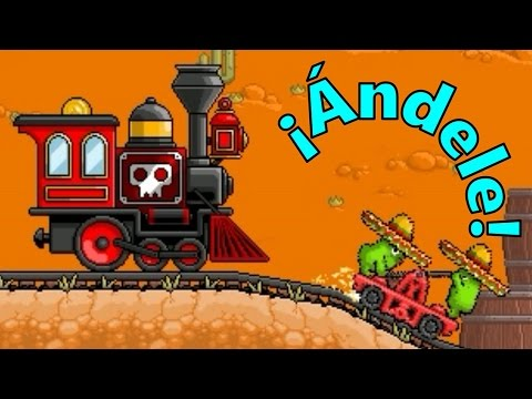 OFF THE RAILS (For Kids)