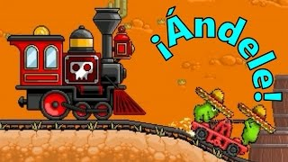 off the rails for kids