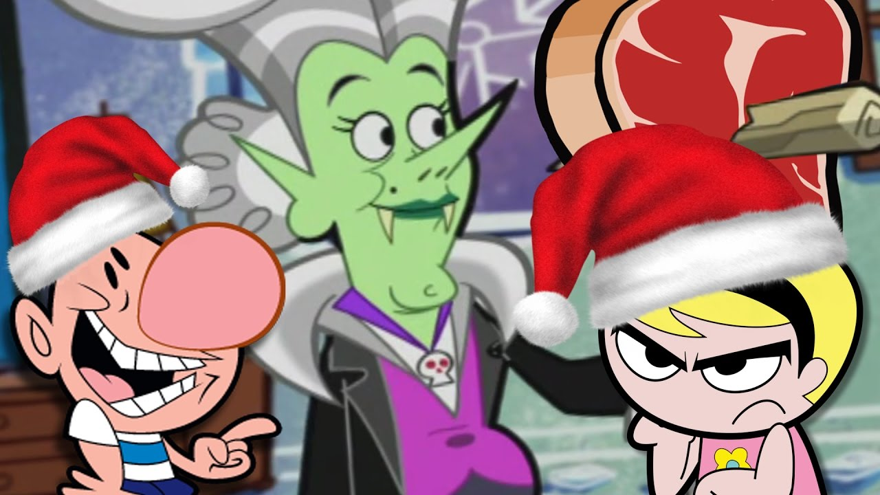 ytp billy and mandys abnormal christmas experience - Billy And Mandy Christmas
