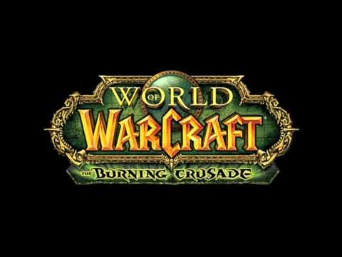 Burning Crusade Soundtrack - The Burning Legion (Log-in Screen)