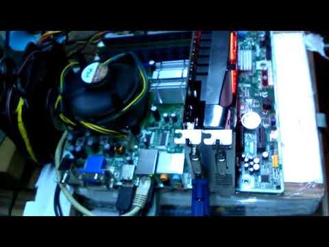 XEON E5450-HP G43 IPIEL LA3 PEGATRON CORP. 2A94H/Hewlett-Packard HP Pro 3010 Microtower PC+BIOS-GTAV