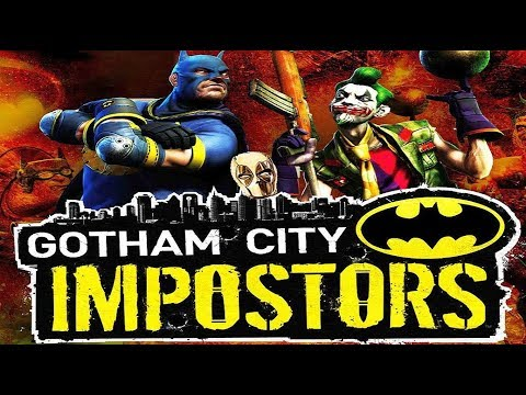 News - Gotham City Impostors Update Released