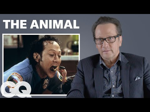 Rob Schneider Breaks Down His Most Iconic Characters  GQ