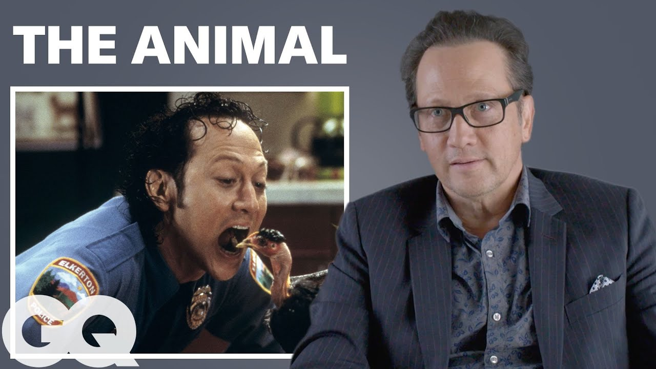 Rob Schneider Breaks Down His Most Iconic Characters