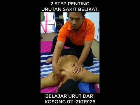 2 Point Penting Urut SAKIT BELIKAT! : 011-50404441/019-2298663 (Shah Alam)